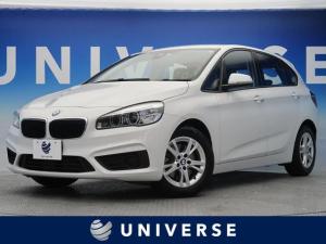 BMW 2シリーズ 218iアクティブツアラー 純正HDDナビ バックカメラ 自社買取車両 パーキングサポートパッケージ ドライビングアシスト LEDヘッドランプ ルームミラーETC