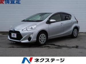 トヨタ アクア S SDナビ ETC ドラレコ キーレス オートエアコン