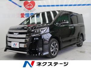 トヨタ ノア Si ダブルバイビー BIX11インチ 両側電動 LED フルセグTV デジタルインナーミラー サイド・リアカメラ