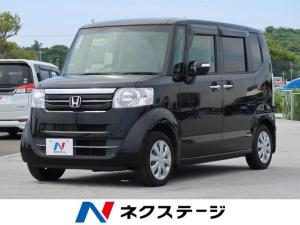 ホンダ N-BOX G SSパッケージ ナビ・バックカメラ・電動スライド・衝突軽減・フルセグTV・ETC