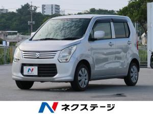スズキ ワゴンR FX 純正オーディオ・キーレス・電動ミラー・ETC