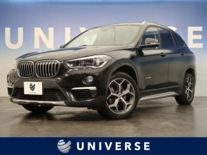 BMW X1 xDrive 18d xライン 黒革 シートヒーター パワーシート 電動リアゲート 純正ナビ バックカメラ