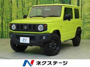 スズキ ジムニー XL 4WD 5MT カロッツェリアCDオーディオ Bluetooth オートエアコン ETC ヘッドライトレベライザー 電動格納ミラー スマートキー&プッシュスタート