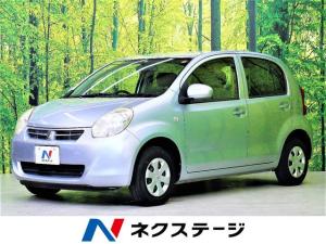 トヨタ パッソ X クツロギ 純正オーディオ スマートキー 電動格納ミラー