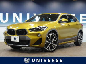 BMW X2 xDrive 20i MスポーツX アドバンスドセーフティPKG セレクトPKG サンルーフ 純正ナビ ACC コンフォートアクセス ドライビングアシスト パワーバックドア 純正OP20インチアルミホイール