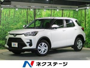 トヨタ ライズ X S 登録済未使用車 トヨタセーフティセンス クリアランスソナー LEDヘッドライト アイドリングストップ オートライト
