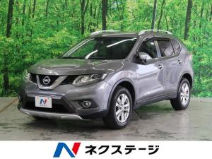 日産 エクストレイル 20X SDナビ・4WD・禁煙車・LEDヘッド・フルセグ・ETC・シートヒーター・Bluetooth・スマートキー・オートライト