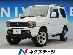 スズキ ジムニー XC 社外ナビ 4WD ターボ キーレスエントリーシステム ETC 禁煙車 純正16インチアルミ 電動格納ミラー プライバシーガラス