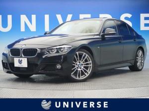 BMW 3シリーズ 320i Mスポーツ 革シートセット 純正OP19インチAW インテリジェントセーフティ ACC LEDヘッドランプ 前席パワーシート 純正HDDナビ デュアルオートエアコン コンフォートアクセス