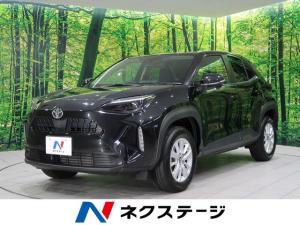 トヨタ ヤリスクロス G 禁煙車 8型ディスプレイオーディオ CD/DVD再生 トヨタセーフティセンス LEDヘッドライト バックカメラ Bluetooth接続 スマート