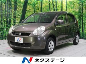 トヨタ パッソ X クツロギ 禁煙車 CDオーディオ スマートキー ETC ドライブレコーダー