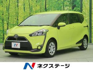 トヨタ シエンタ X トヨタセーフティセンス SDナビ Bluetooth 電動スライドドア バックカメラ プッシュスタート スマートキー 横滑り防止装置 アイドリングストップ