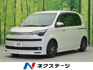 トヨタ スペイド G モデリスタエアロ SDナビ フルセグ Bluetooth接続 電動スライドドア オートエアコン 社外16インチアルミ HIDヘッド フォグ シートヒーター 禁煙車