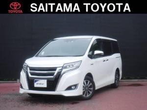 トヨタ エスクァイア ハイブリッドGi  SDナビ バックモニター TSS付
