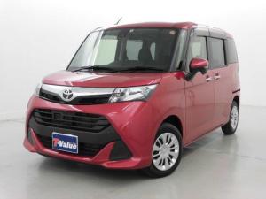 トヨタ タンク 1.0GーSクルコン両側電動オーディオレス車運転サポート機能