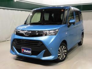 トヨタ タンク X 4WDドラレコ9インチ純正ナビバックカメラコナーセンサー