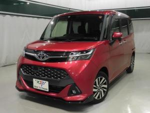 トヨタ タンク カスタムG S 純正SDナビ 両側電動スライド バックカメラ
