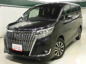 トヨタ エスクァイア Gi プレミアムパッケージ 4WD ドラレコ サンルーフ