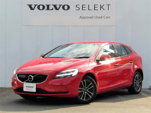 iボルボ ボルボ V40 T2 KINETIC HDDナビ装備 2500km