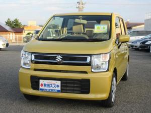 スズキ ワゴンR HYBRID FX 4WD CDプレーヤー 禁煙車