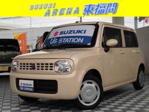 スズキ アルトラパン G 3型 1年保証・純正CDオーディオ・スマートキーレス
