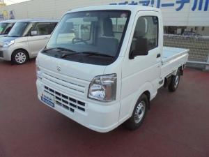 スズキ キャリイトラック KCエアコンパワステ 3型 4WD AT