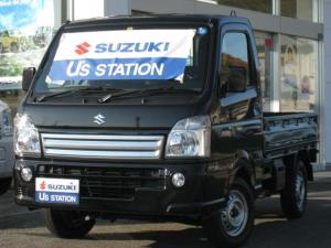 スズキ キャリイトラック KX 3型 4WD 5MT 純正CDプレーヤー搭載車