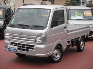 スズキ キャリイトラック KCエアコンパワステ 3型 純正ラジオ 両席エアバック