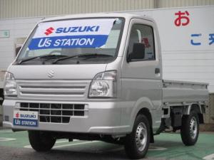 スズキ キャリイトラック KCエアコン パワステ 3型 4WD 5速マニュアル