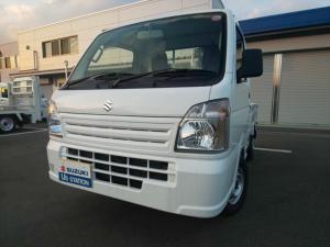 スズキ キャリイトラック KCエアコンパワステ 3型 5AGS車