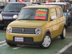 スズキ アルトラパン 特別仕様車Sセレクション レーダーブレーキサポート
