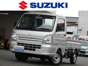 スズキ キャリイトラック KCエアコンパワステ 3型 当社社用車UP・新車保証継承