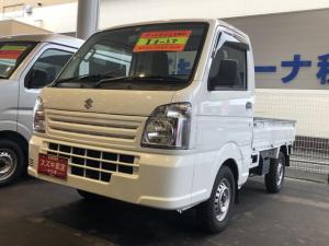 スズキ キャリイトラック KC エアコンパワステ  4WD 3型
