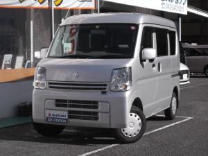 スズキ エブリイ JOIN 2型 5MT CDプレーヤー