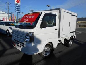 スズキ キャリイトラック 保冷車 2型