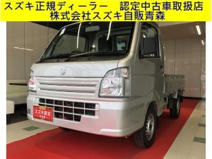 スズキ キャリイトラック KCエアコンパワステ 3型 5MT 4WD 新車保証継続