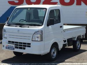 スズキ キャリイトラック KC農繁 デフロック/ラジオプレーヤー/5MT/4WD