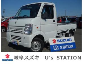 スズキ キャリイトラック KU エアコン・パワステ 地区限定 10型 4WD 5MT