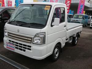 スズキ キャリイトラック KCスペシャル 3型 4WD 5速MT