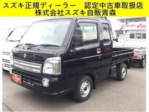 スズキ スーパーキャリイ スーパーキャリイ X 4WD 3AT 新車保証継続