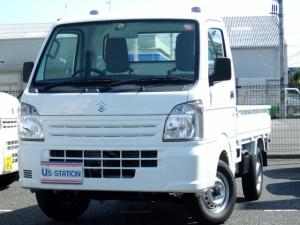 スズキ キャリイトラック KCエアコンパワステ 4型 5速MT 三方開 2WD