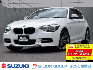 BMW 1シリーズ M135i/黒本革シート/純正ナビ/バックカメラ/ETC