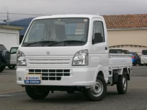 スズキ キャリイトラック KCエアコンパワステ オートマ 4WD
