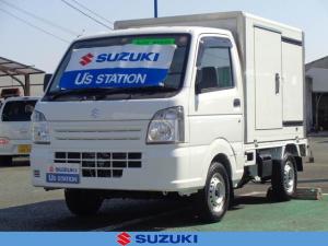 スズキ キャリイトラック 保冷車 3型 2WD 5MT