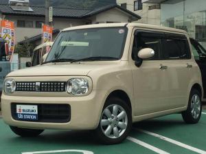 スズキ アルトラパン 10th Anniversary Limited 3型