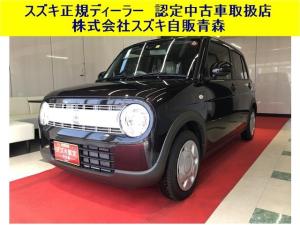 スズキ アルトラパン L 2型 4WD CVT 新車保証継承