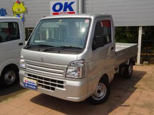 スズキ キャリイトラック KCエアコンパワステ 3型 4WD 5MT 両席エアバック