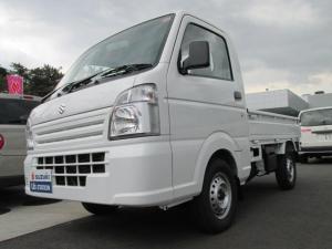 スズキ キャリイトラック KCエアコンパワステ 3型 4WD 3AT