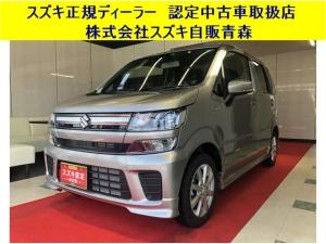 スズキ ワゴンR HYBRID FZ 4WD CVT 新車保証継承