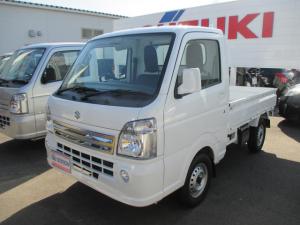 スズキ キャリイトラック KX 3型  4WD AGS